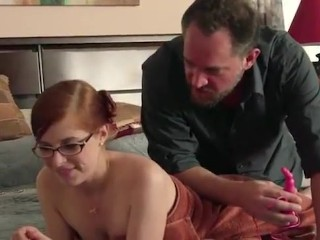 Wife watch husband gay sex