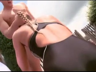 Bibi jones pov dildo masturbation video