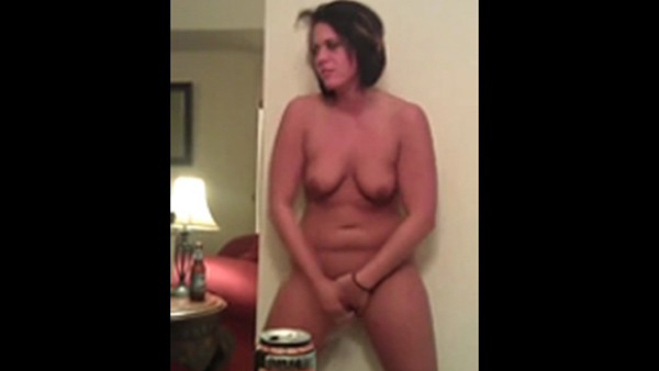 Wet wild and naked women