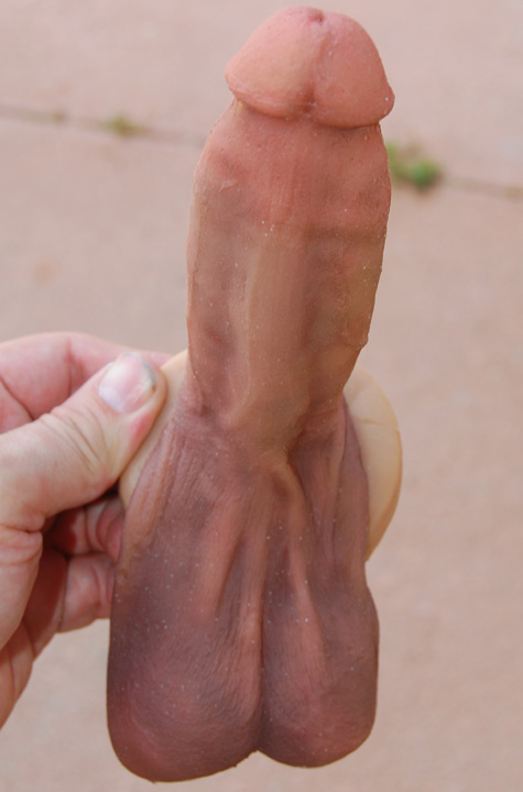 Old man dick cock ring