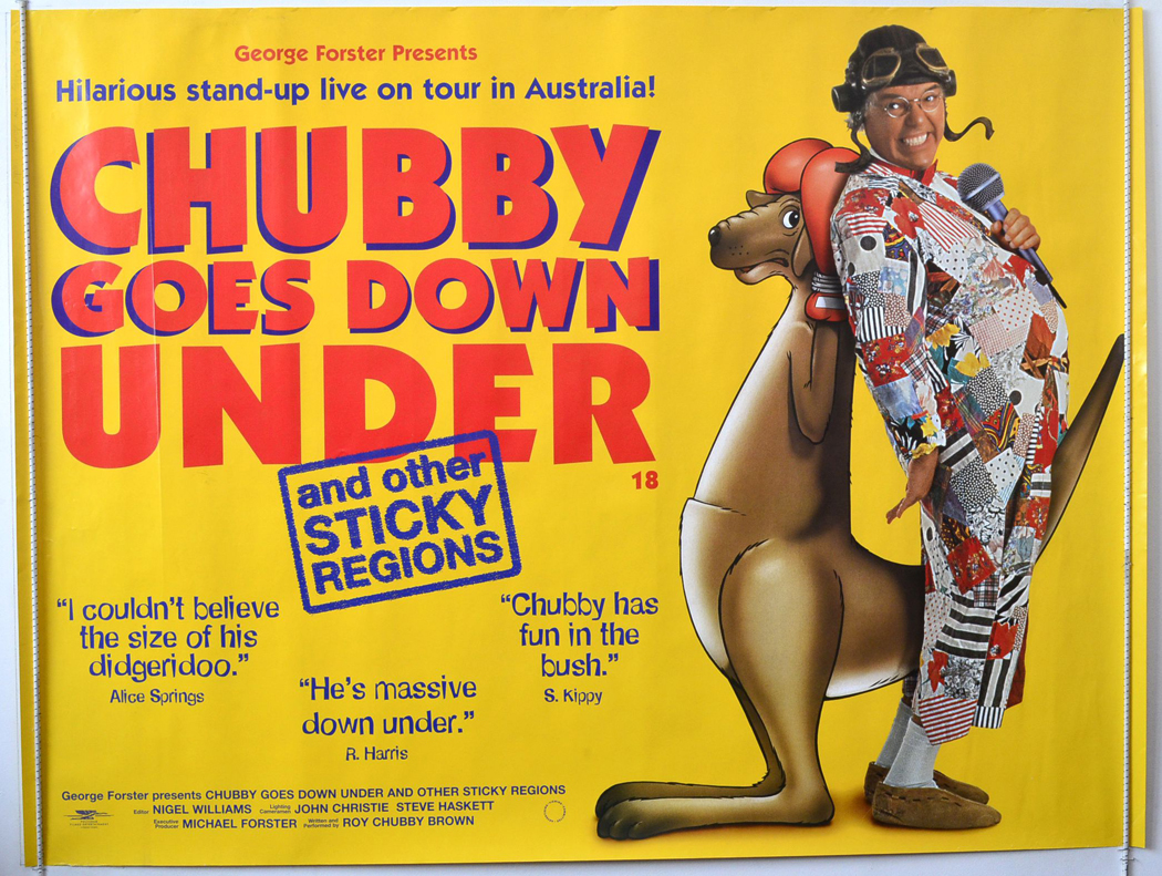 Roy chubby brown, i wasn't expecting that parody